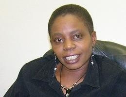 Anthropologist Rolonda Teal